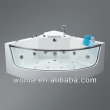 2014 New Best Acrylic Massage Bathtub