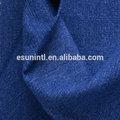 10.5oz azul escuro 100% algodão denim tecido jeans