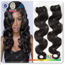 Qingdao grade 6A unprocessed wholesale virgin brazilian hair