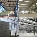 honglu edifício estrutura de aço alumínio carports