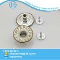 ferro de metal design botão de coco shell artesanato botão