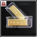 2014 promoção bullion barras de ouro, Barra de ouro, Banhado a pura barras de ouro