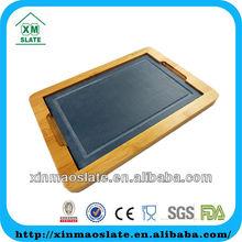 Vendita diretta in fabbrica vassoio di legno zhcp- 3625rd1an