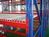 Heavy-duty Warehouse Storage Rack/Shelf with wire/grid board
