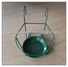 metal flower pot holder/Hanging basket/ Flower pot rack