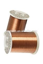 EI/AIW class 200 ECCA enameled copper clad aluminium wire