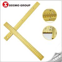 drafting ruler 10 folded wooden ruler