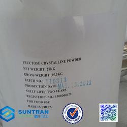 High Quality Crystalline Fructose price FCC V