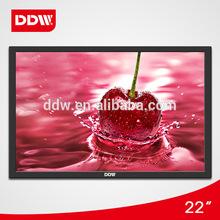 22 inch split screen cctv monitor with bnc input