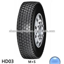Warranty Radial Truck Tyre DOT; ECE Approve