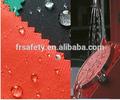 Resistente a uv& a prueba de agua tela resistente al fuego para la seguridad