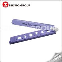 roller ruler wooden cartoon ruler