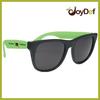 Colored Plastic Cheap Sunglasses Customized Plastic Sunglasses