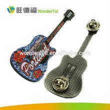 2014 Pin Rock Band Lapel Pin Custom Fashion Badge Butterfly
