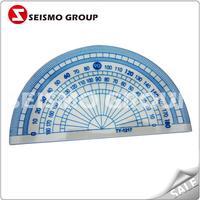 clear pvc flexible ruler 10cm ruler set