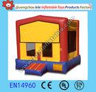Wet dry slide inflatable bouncer combo