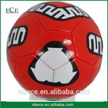 Wholesale cheap football price custom print pu/tpu street soccer ball