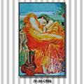 Ztclj jy-jh-cp06 griechischen klassischen hängenden mosaikbild backsplash fliesen lowes glasfliese mosaik wandbild glasmalerei bilder