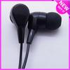 waterproof stereo earphone, MP3 earphone