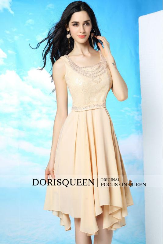 Beige Lace Dress Plus Size Beaded Lace Plus Size