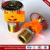 glass bulb fire sprinkler for fire sprinkler system