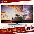 cina nuovo prodotto 48 pollici 3d Smart TV LED
