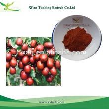 Food grade Fructus Jujubae extract fresh jujube fruit