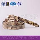 Genuine python snake skin leather belt manufacturer in Guangzhou