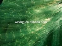 nylon monofilament trammel nets supply Wenzhou China