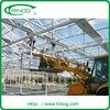 Venlo fiberglass greenhouse covering