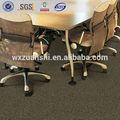 Versalles modular azulejo de piso, comercial nylon66 forro de goma alfombras y azulejos