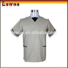 New style 100% uniformes enfermeira do hospital de algodão matagal médica