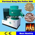automático del motor eléctrico o diesel de la unidad de combustible de pellets de madera de la máquina de la planta