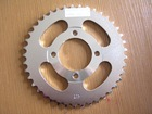 SHINERAY50,Sprocket and Chain,Motorcycle chain sprocket kit,factory price,good quality