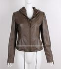 ladies leather king jacket sheepskin leather jacket clothing