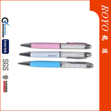 2014 High quality triangle metal pen for promotion product
