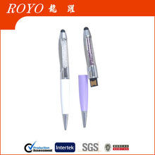 Guangzhou Good quality fashion fancy writing pens for promotion product factory in china