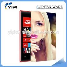 fashional magnetic screen protector mirror screen guard for mobile phone Nokia lumia 720