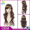 New Fashion Style High Density Synthetic Wig China Woman long hair sex