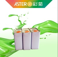Hard plastic material paint PS material high gloss hardness oil paint Aster brand