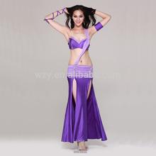 2014 new factory OEM belly dance performance wear exotic dance wear