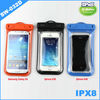 Cooskin New Design for iPhone 6, for iPhone 5 samsung galaxy s5/s4 Mobile Phone PVC Waterproof Bag