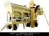 SANLONG Manufacturer YWCB120 Mobile stabilized soil-cement mixing plant