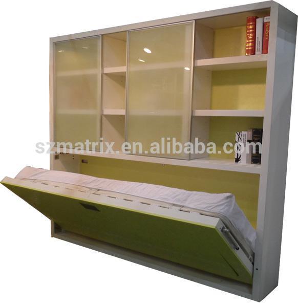 벽 침대 벽장 침대 현대적인 벽 침대 디자인, 접이식 벽 침대 ...