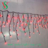 High quality holiday lighting wedding decoration LED Icicle Light