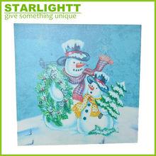 digital image canvas print