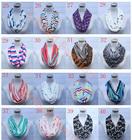 fashion jersey chevron infinity scarf for lady autumn fall winter design cachecol,bufanda infinito,bufanda