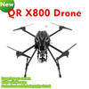 Professional rc plane QR X800 FPV GPS long range radio control BNF RTF rc helicopter drone with camera