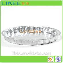 Disposable 8'' Aluminum Foil Pot Pie Pan Wholesale