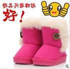 2014 kids snow boot EUROsize 19-35 factory